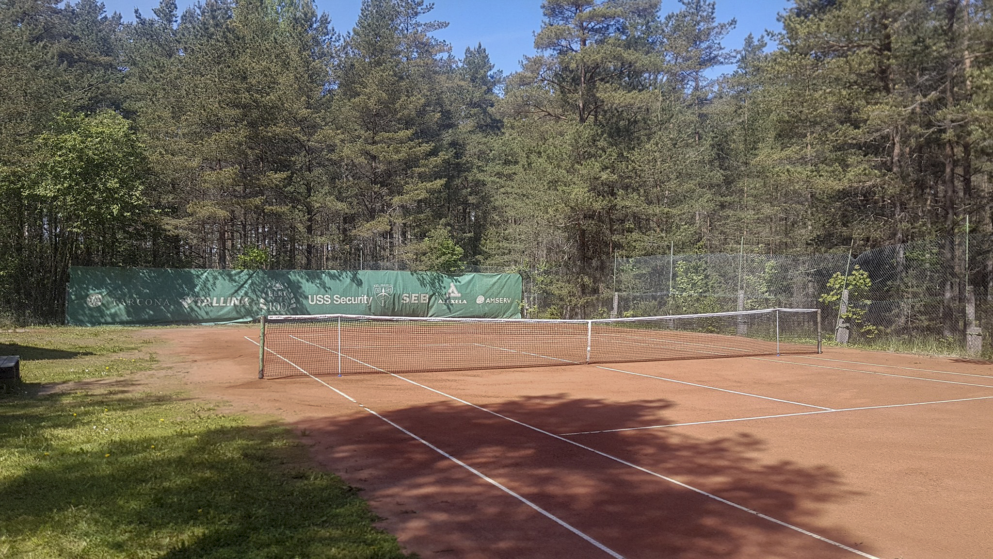 Tenniseväljak Vasalemmas