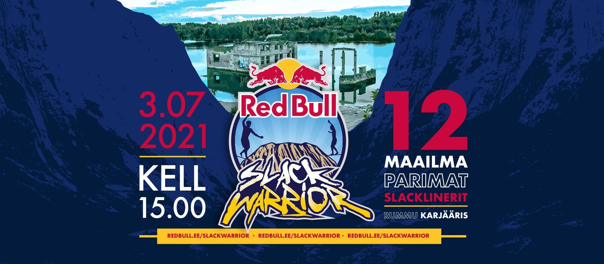 Red Bull - Slack Warrior